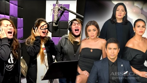 "WATCH: The official music video trailer of ""Ang Sa Iyo Ay Akin"" performed by Aegis"