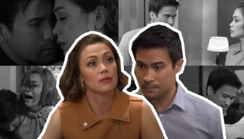 10 scenes showing Marissa's cunning schemes to win Gabriel in Ang Sa Iyo Ay Akin Image Thumbnail