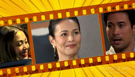 WATCH: Ang Sa Iyo Ay Akin Week 4 Bloopers Image Thumbnail
