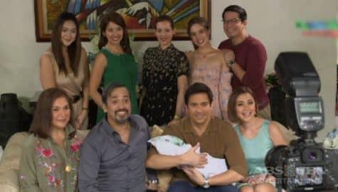 Ang Sa Iyo Ay Akin: Marissa, kasama sa family picture ng pamilya ni Gabriel Image Thumbnail