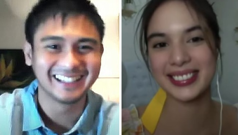 WATCH:  Ang Sa Iyo Ay Akin Media Conference with Michelle Vito and Paulo Angeles Image Thumbnail