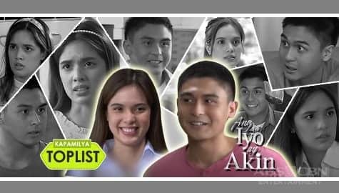 10 'love-hate' moments of Heidi and Gelo in Ang Sa Iyo Ay Akin