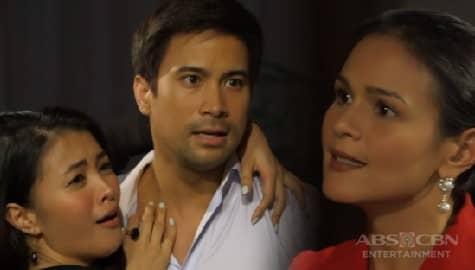 Ang Sa Iyo Ay Akin: Ellice, nahuli sa akto sina Agatha at Gabriel Image Thumbnail