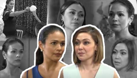 10 most intense and trending confrontations of Marissa and Ellice in Ang Sa Iyo Ay Akin