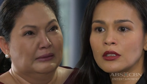 WATCH: Iza Calzado and Maricel Soriano showcase their acting prowess in 'Ang Sa Iyo Ay Akin'
