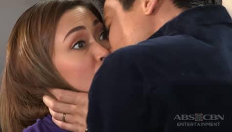 Ang Sa Iyo Ay Akin: Gabriel, biglang hinalikan si Marissa! Image Thumbnail