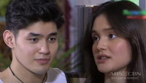 WATCH: Kira Balinger and Grae Fernandez' first appearance on Ang Sa Iyo Ay Akin Image Thumbnail