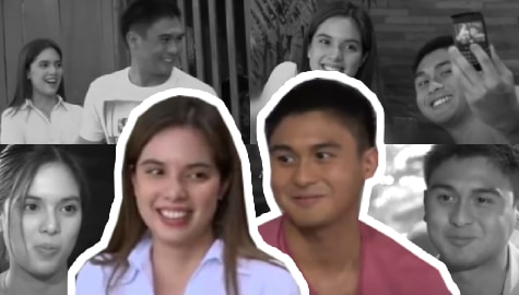 10 kilig moments of Gelo and Heidi that we will surely miss in Ang Sa Iyo Ay Akin Image Thumbnail