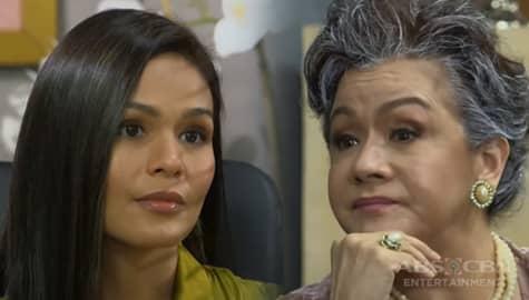 Ang Sa Iyo Ay Akin: Adelina, binisita si Ellice sa opisina Image Thumbnail