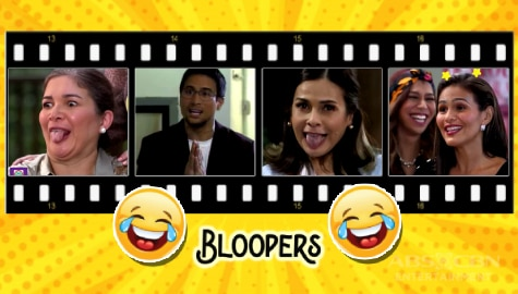 WATCH: Ang Sa Iyo Ay Akin Week 20 Bloopers Image Thumbnail