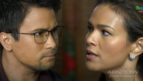 Ang Sa Iyo Ay Akin: Ellice at Gabriel, nag-away dahil kina Jake at Hope Image Thumbnail