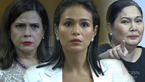Ang Sa Iyo Ay Akin: Ellice, gulat na gulat sa rebelasyon ni Lucing! Image Thumbnail