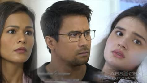 Ang Sa Iyo Ay Akin: Ellice at Gabriel, nagulat nang malaman ang kalagayan ng kalusugan ni Hope Image Thumbnail