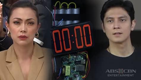 Ang Sa Iyo Ay Akin: Avel, muling iniligtas si Marissa Image Thumbnail