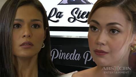 Ang Sa Iyo Ay Akin: Marissa, pinalitan na ang pangalan ng Ceñidoza Image Thumbnail