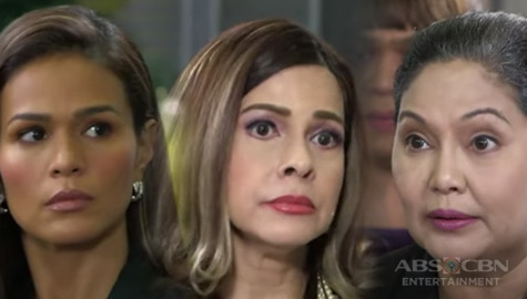 Ang Sa Iyo Ay Akin: Ellice, nakita na naman ang di pagkakaintindihan nila Belen at Lucing Image Thumbnail