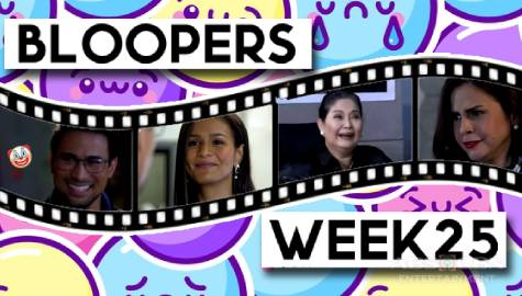 WATCH: Ang Sa Iyo Ay Akin Week 25 Bloopers Image Thumbnail