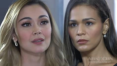 Ang Sa Iyo Ay Akin: Marissa, taas noong hinarap si Ellice Image Thumbnail