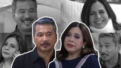 10 scenes of Belen and Caesar conniving against Marissa's downfall in Ang Sa Iyo Ay Akin  Image Thumbnail