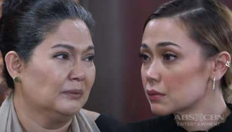 Ang Sa Iyo Ay Akin: Marissa at Lucing, nagkausap ng masinsinan Image Thumbnail