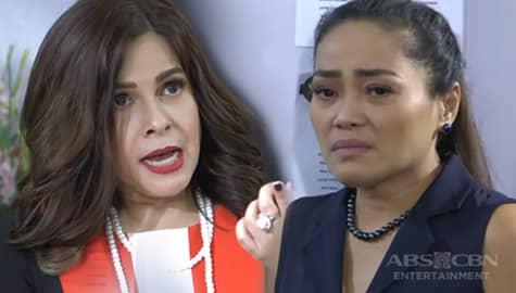 Ang Sa Iyo Ay Akin: Chona, tinanggal ni Belen sa trabaho Image Thumbnail