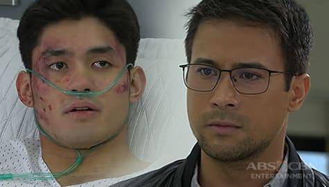 Ang Sa Iyo Ay Akin: Gabriel, binisita si Jake sa ospital Image Thumbnail