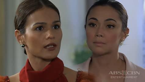 Ang Sa Iyo Ay Akin: Ellice, nagulat sa pagdating ni Marissa sa thanksgiving party Image Thumbnail
