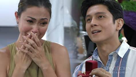 Ang Sa Iyo Ay Akin: Avel, nag-propose na kay Marissa Image Thumbnail