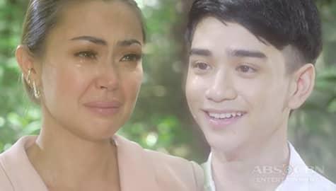 Ang Sa Iyo Ay Akin: Marissa, nakita at nakausap si Jacob sa kanyang panaginip Image Thumbnail