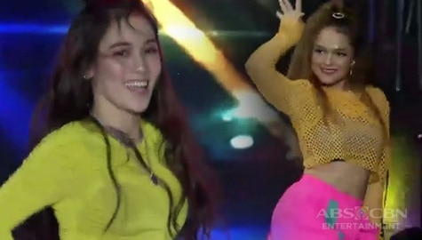 Dreaming for an Ate Girl Jackque versus Stephanie dance showdown? It just happened on ASAP Natin 'To! Image Thumbnail