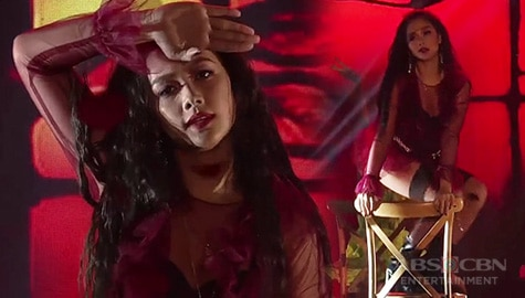 "Maja Salvador slays the dance floor with Madonna's ""Medellin"" Image Thumbnail"