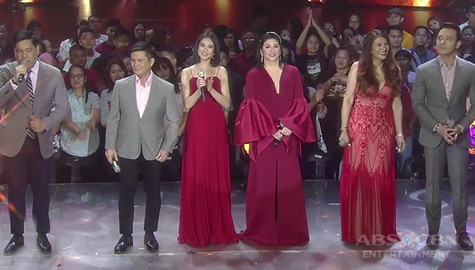 "Kapamilya singers tribute to moms on ASAP Natin 'To's ""The Greatest Showdown"" Image Thumbnail"