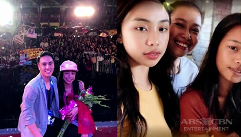 Maymay's family & friends' sweet birthday message Image Thumbnail
