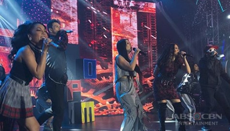 WATCH: ASAP Natin 'To stars in a OPM rock party opening number Image Thumbnail