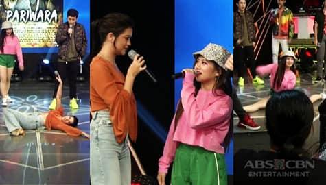 """""""Di mo kaya, Ella!"""": Sue, hinamon si Ella sa isang matinding dance showdown! Image Thumbnail"""