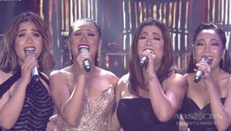 ASAP Birit Queens make a comeback on Morissette's birthday celebration! Image Thumbnail
