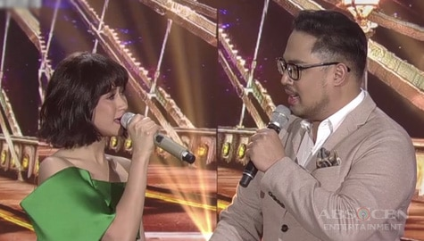 Sarah G & Jed's 'limited edition' vocal showdown on ASAP Natin 'To Image Thumbnail