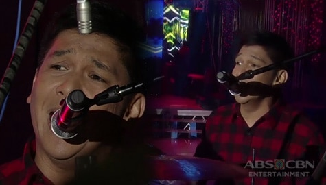 Mark Escueta of 'Rivermaya' sings '214' on ASAP Natin 'To! Image Thumbnail