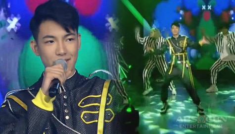 WATCH: Darren Espanto's all-out birthday performance on iWant ASAP Image Thumbnail