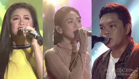 Silent Sanctuary, Regine and Sarah G will bring back memories of your first crush! Image Thumbnail