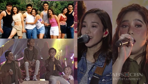 Barbie Almalbis sings her hit song 'Tabing Ilog' with Moira and TNT Boys Image Thumbnail