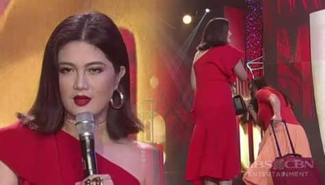 WATCH: Daniela Mondragon sinampal ang Asia's Songbird na si Regine Velasquez Image Thumbnail