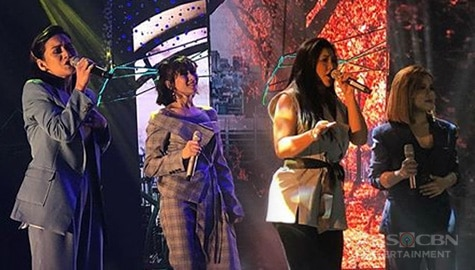 A 'limited edition' duet performances of your fave Kapamilya singers on The Greatest Showdown Image Thumbnail