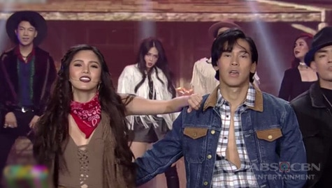 Dance Diva Kim Chiu together with Enchong, Inigo & Darren show their dance moves on ASAP Natin 'To Image Thumbnail