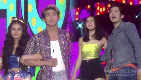WATCH: MarNigo and JoshLia are back on ASAP Natin 'To!