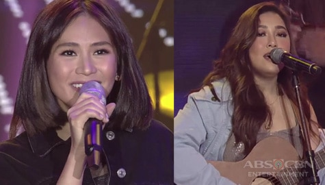 Sarah G and Moira's 90s duet is the collab you need to watch today! Image Thumbnail
