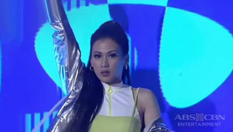 WATCH: Alex Gonzaga proudly performs her trending song 'Tipints' on iWant ASAP Image Thumbnail
