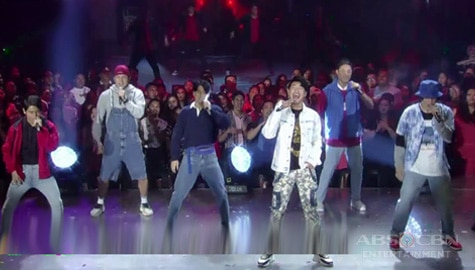 Darren & BoybandPH channel their inner 'N Sync on ASAP Natin 'To Image Thumbnail
