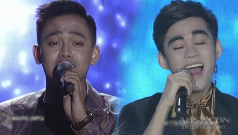 Idol PH finalists Lucas and Lance amaze audience with sing-off on ASAP Natin 'To! Image Thumbnail