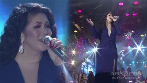 Regine Velasquez will show you 'Vision of Love' on her ASAP Natin 'To performance!  Image Thumbnail